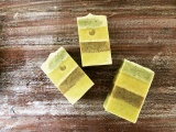 黑蘇合乳香酪梨皂